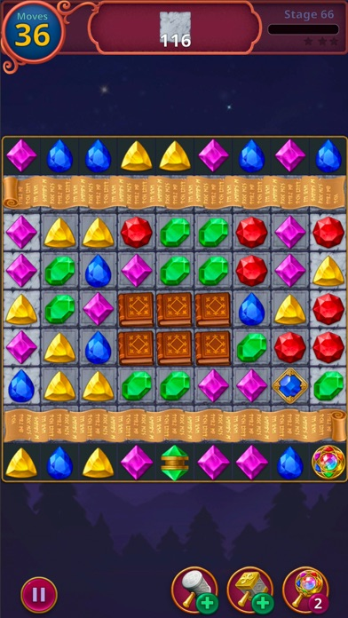 Jewels Magic: Mystery Match3 for windows pc