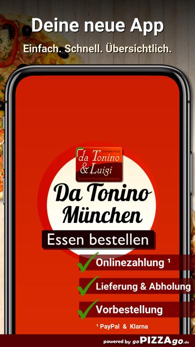 Da Tonino Luigi München screenshot 1