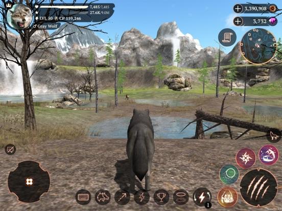 The Wolf: Online RPG Simulatorのおすすめ画像9