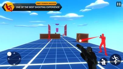 Gun Rush - FPS,Parkour,SlowMo screenshot 4