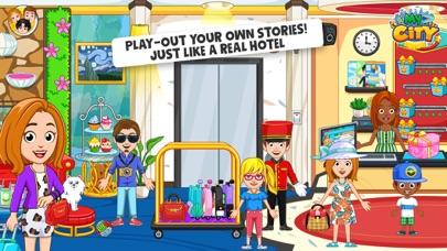 My City : Hotel screenshot 2