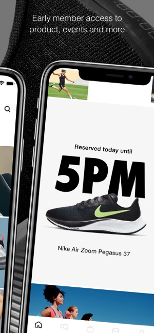 Alerta Rubí Desviarse  Nike on the App Store