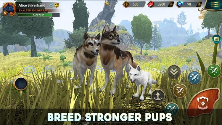 Wolf Tales - Online RPG Sim screenshot-6