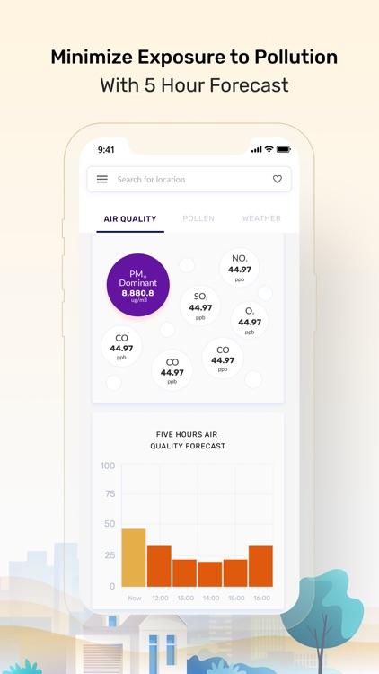 Air Quality App - BreezoMeter screenshot-3