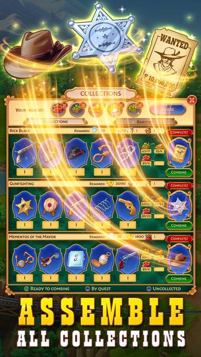 Sheriff of Mahjong: Tile Match screenshot 6