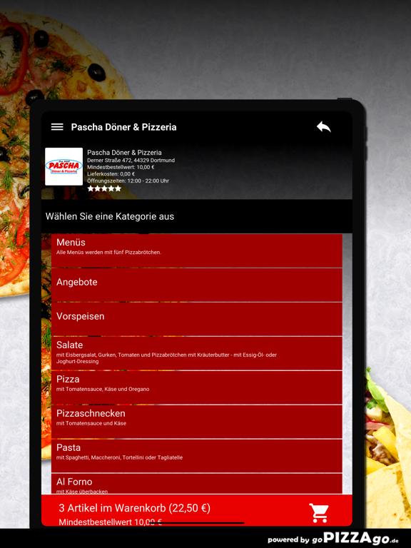 Pascha Döner - Pizzeria screenshot 8