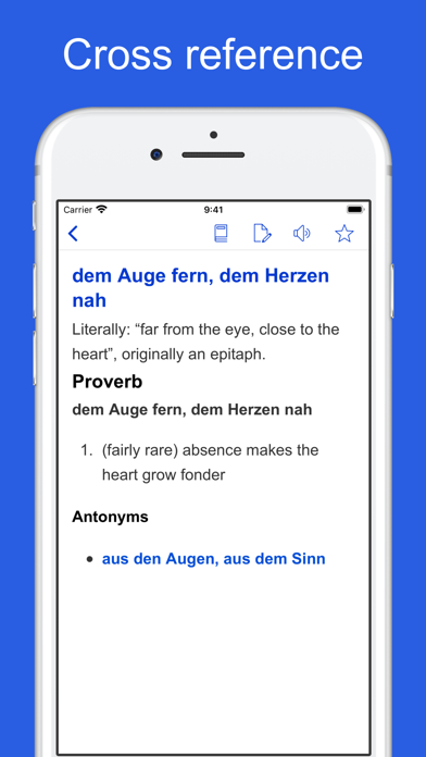 German Idioms, Proverbs screenshot 7