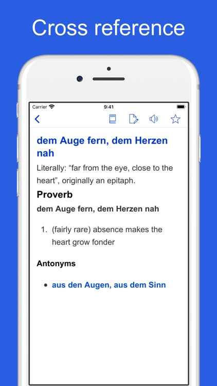 German Idioms, Proverbs screenshot-6