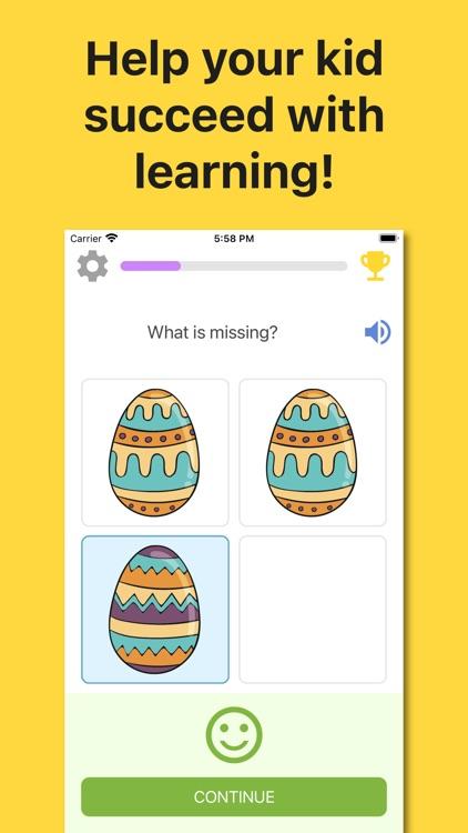 Kindergarten Learning Game 2 + screenshot-4