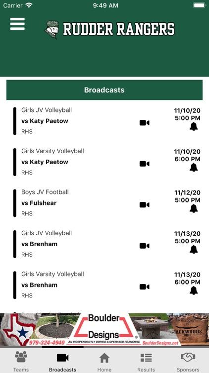 Bryan ISD Athletics screenshot-7
