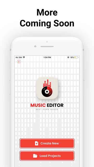 Music Editor: Beat Song Maker Screenshot