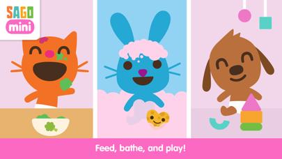Sago Mini Babies Daycare screenshot 1