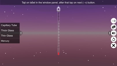 Temperature and Thermometers screenshot 7