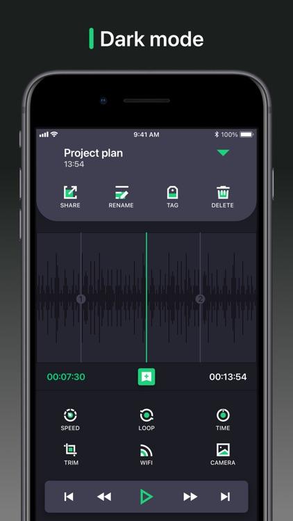 Voice Record - Memos,Recorder screenshot-3