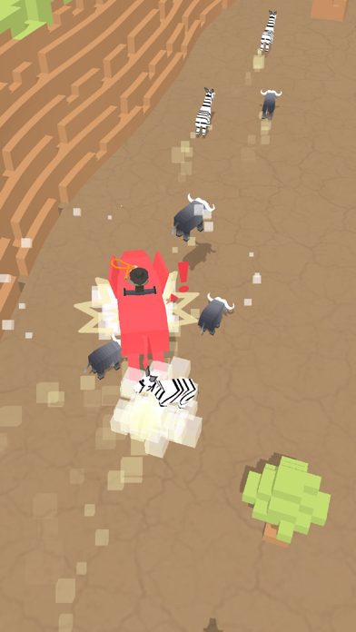 Safari Run: Endless Ride screenshot 2