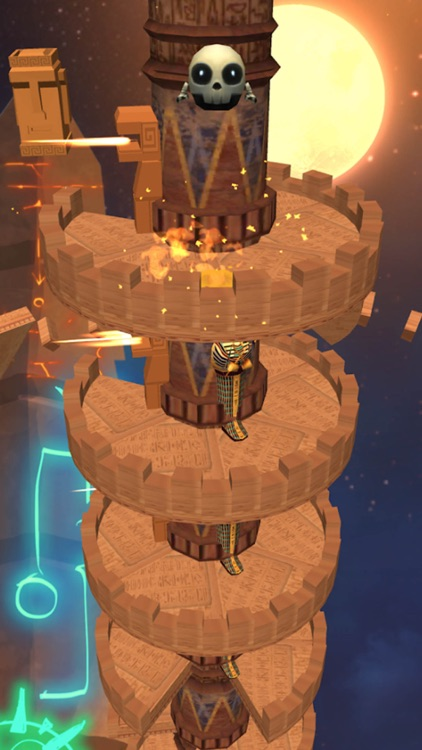 Helix Temple Jump screenshot-6