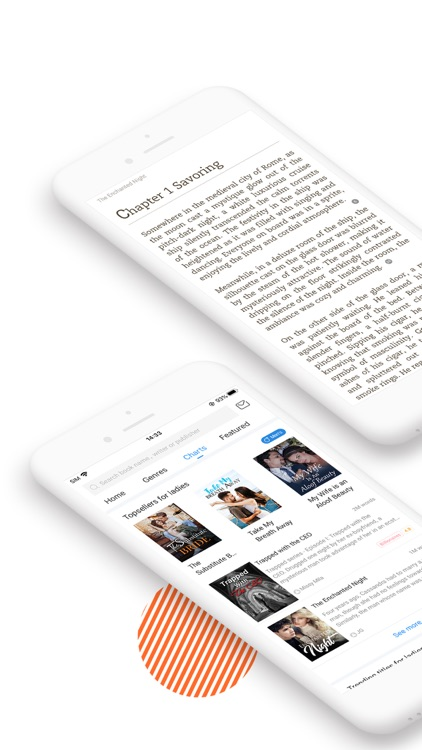 MoboReader: eBooks & Webnovels screenshot-4