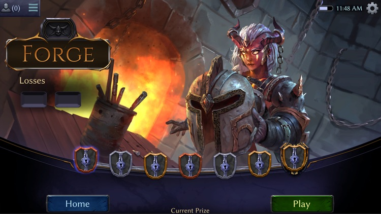 Eternal Card Game screenshot-5