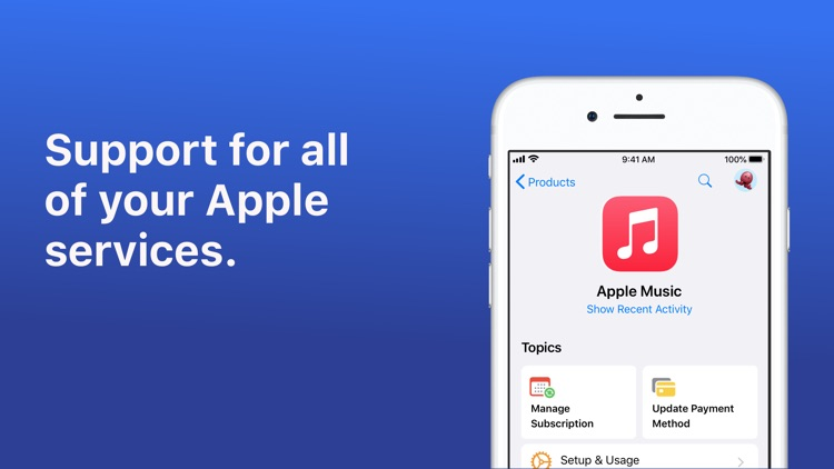 Apple Support screenshot-5