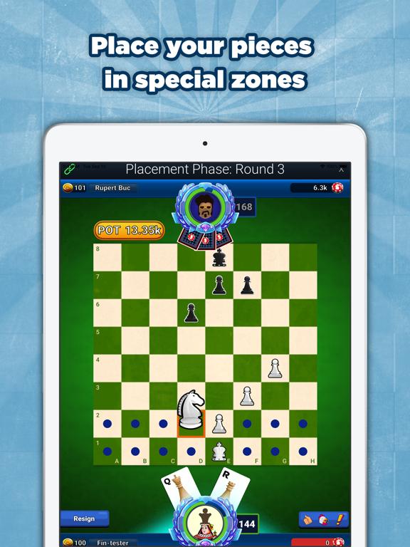 Chess + Poker = Chokerのおすすめ画像2