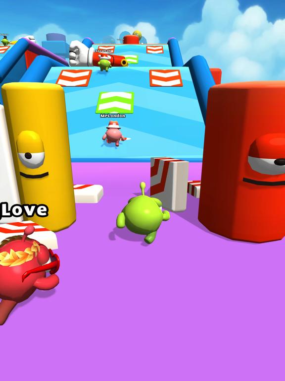 Om Nom Racing screenshot 4