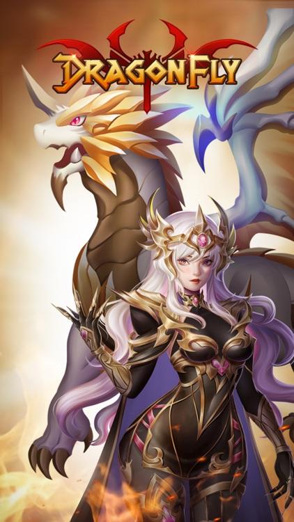 DragonFly: RPG Merge Dragons
