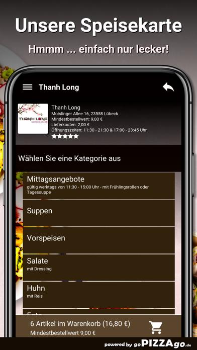 Thanh Long Lübeck screenshot 4