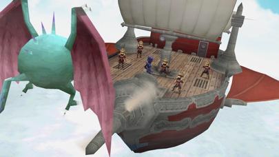 Screenshot from FINAL FANTASY IV