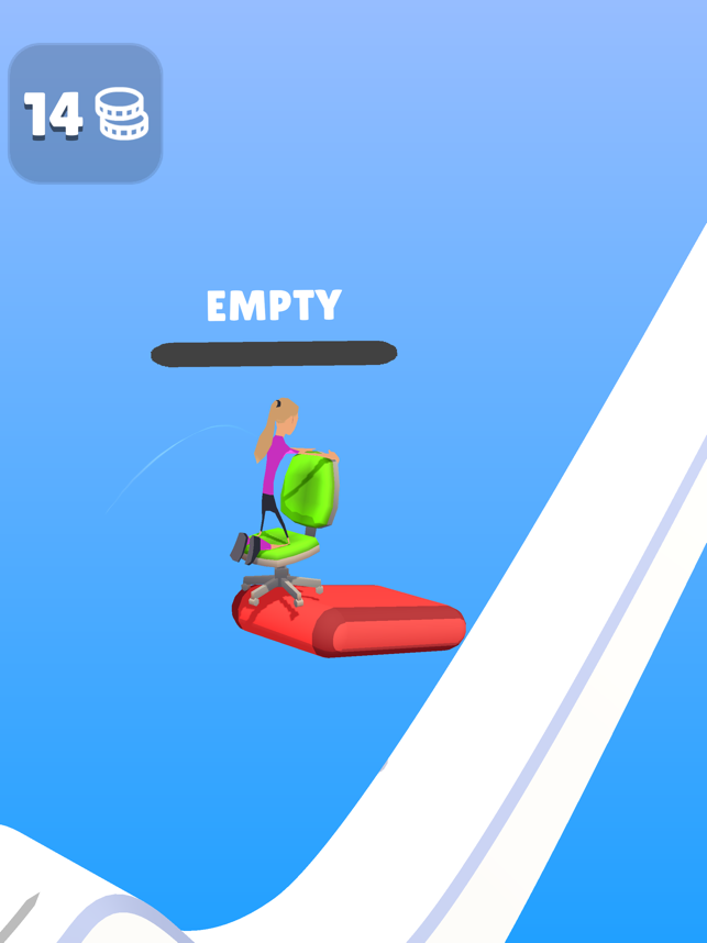 Belly Jet, game for IOS