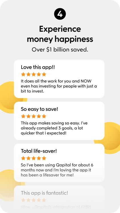 Qapital - Mobile Banking screenshot-4