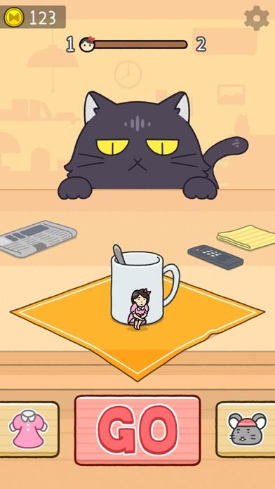 Hide and Seek: Cat Escape! screenshot 1