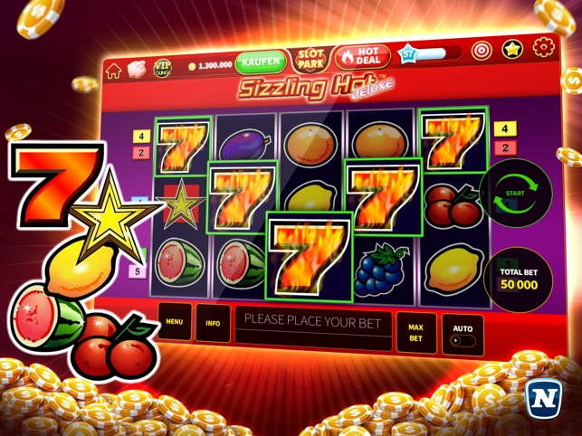 ‎Slotpark Casino Slots Online Screenshot