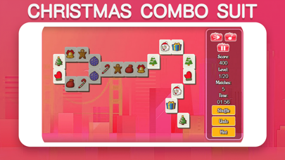 Christmas Combo-Suit screenshot 4