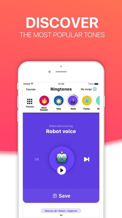 Ringtones HD ∙ Ringtone Maker