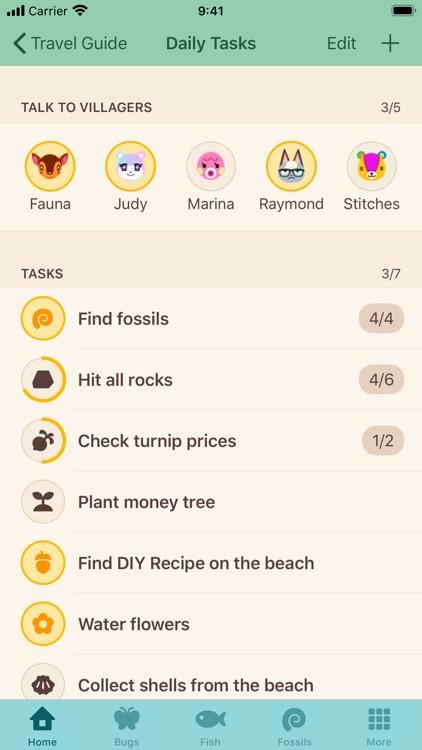 ACNH Travel Guide screenshot-4