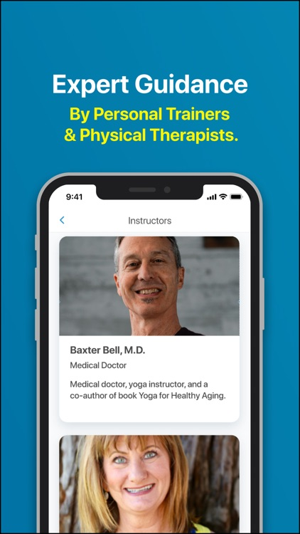Wysefit: Exercise App for 50+ screenshot-3
