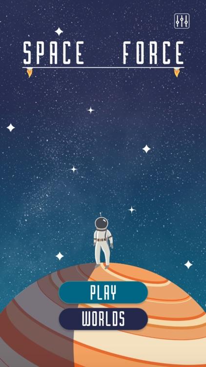 Space Force: Simple Platformer screenshot-6