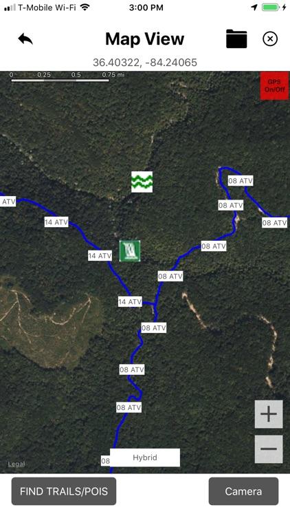 Sundquist ATV Trails screenshot-3
