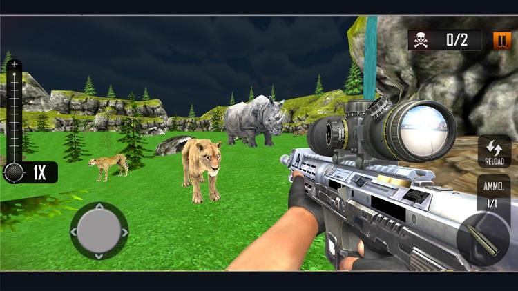 Wild Animal Hunting Adventure screenshot-3