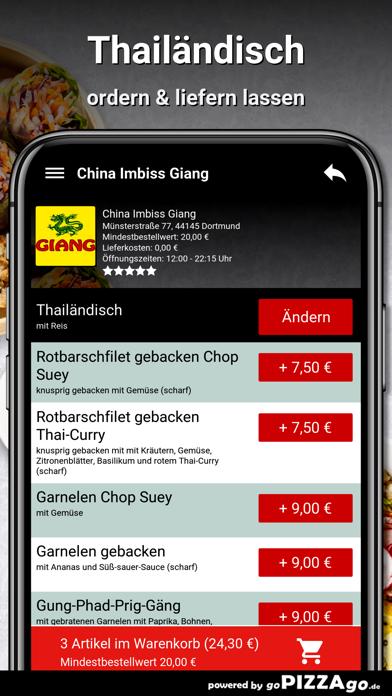 China Imbiss Giang Dortmund screenshot 6