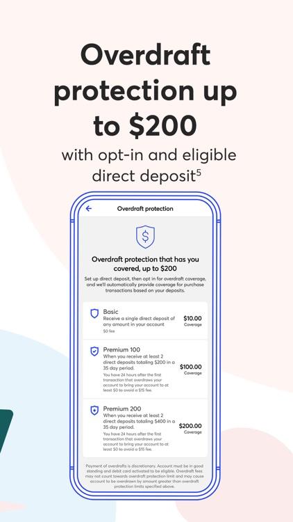 GO2bank: Mobile banking screenshot-4