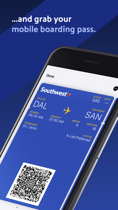 messages.download Southwest Airlines software