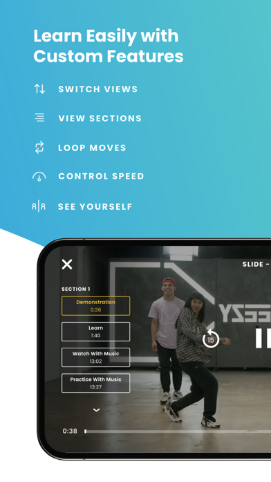 STEEZY - Learn How To Dance Screenshot