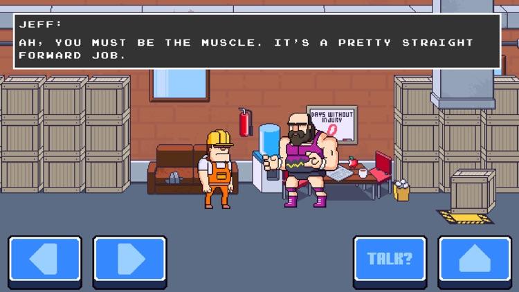 Rowdy City Wrestling screenshot-5