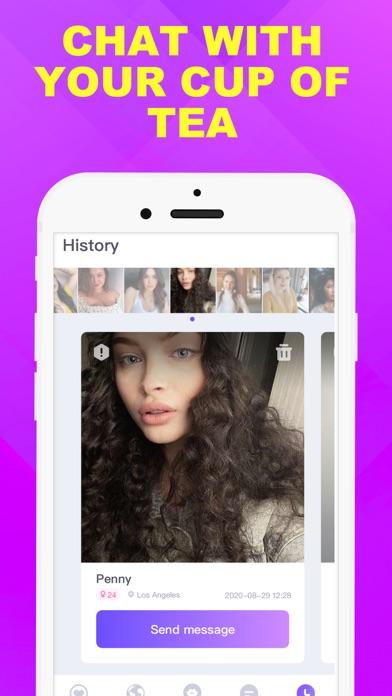 Wink - Video chat to worldwide Screenshot