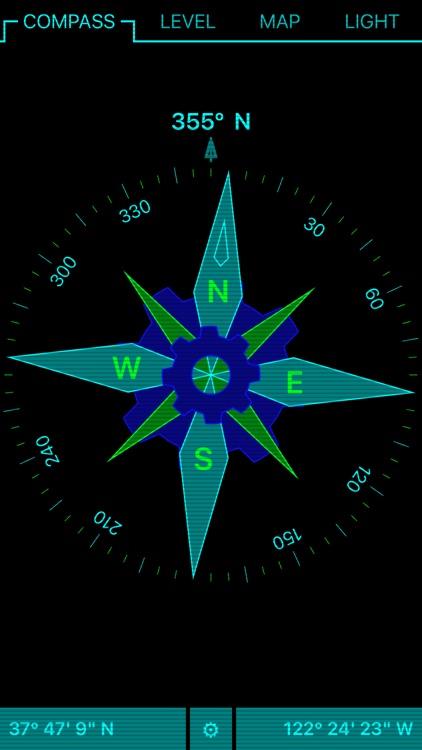 PIP Compass screenshot-6