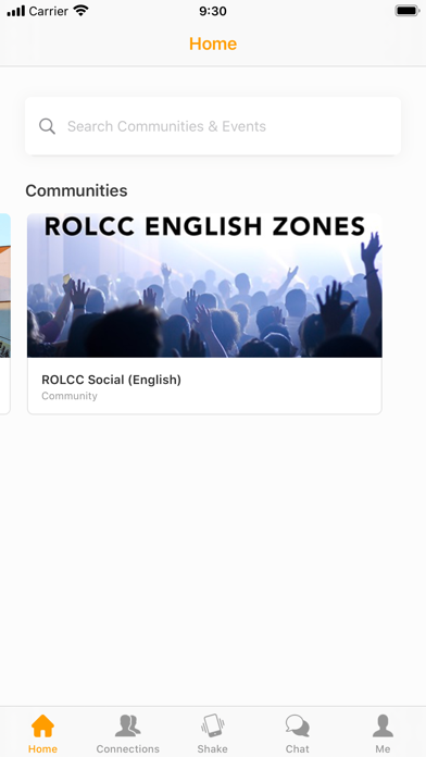ROLCC SocialScreenshot of 2