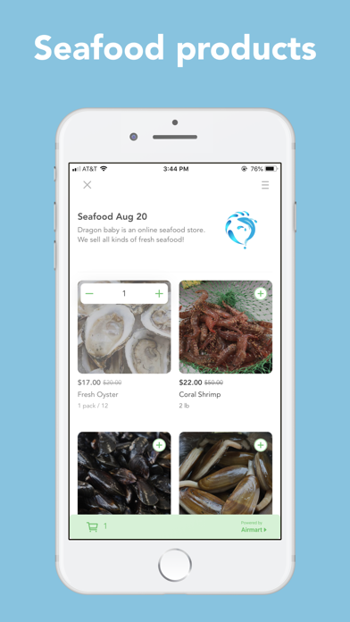 Dragon Baby SeafoodScreenshot of 2