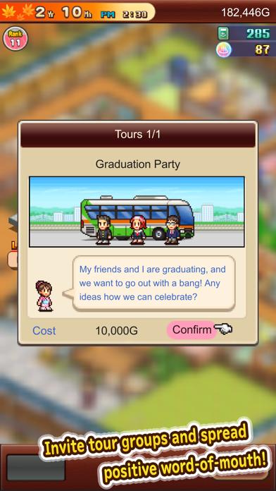 Hot Springs Story2 screenshot 2
