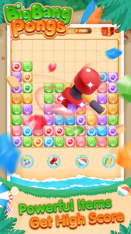 BigBang PopStar - Pongs Puzzle screenshot-3
